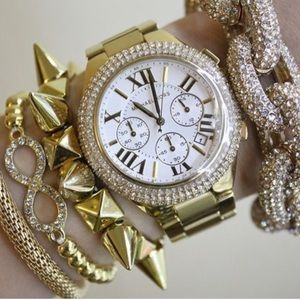 MICHAEL KORS - CAMILLE CHRONOGRAPH WATCH